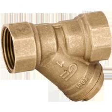 ФИЛЬТР СЕТЧАТЫЙ с внутренней резьбой GENEBRE тип-3302